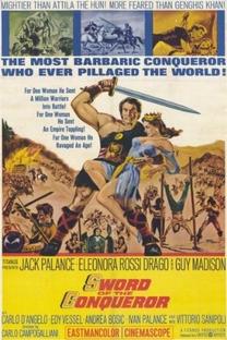A Espada do Conquistador - Poster / Capa / Cartaz - Oficial 2