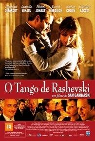 O Tango de Rashevski - Poster / Capa / Cartaz - Oficial 1