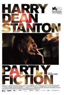 Harry Dean Stanton: Parcialmente Ficção - Poster / Capa / Cartaz - Oficial 1