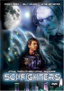 Sci-Fighters: A Invasão - Poster / Capa / Cartaz - Oficial 1