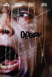Oldboy: Dias de Vingança - Poster / Capa / Cartaz - Oficial 11
