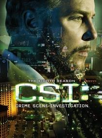 CSI: Investigação Criminal (8ª Temporada) - Poster / Capa / Cartaz - Oficial 1