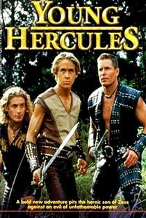 O Jovem Hércules (1ª Temporada) - Poster / Capa / Cartaz - Oficial 7