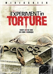 Experiment in Torture - Poster / Capa / Cartaz - Oficial 1