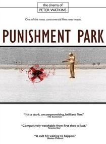 Punishment Park - Poster / Capa / Cartaz - Oficial 2