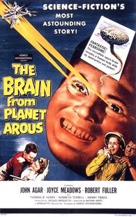 O Cérebro do Planeta Arous - Poster / Capa / Cartaz - Oficial 1