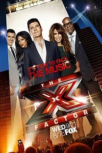The X Factor USA (1ª Temporada) - Poster / Capa / Cartaz - Oficial 1