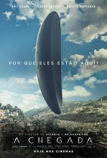 A Chegada - Poster / Capa / Cartaz - Oficial 18
