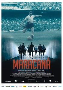 Maracaná - Poster / Capa / Cartaz - Oficial 1