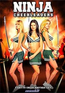Ninja Cheerleaders - Poster / Capa / Cartaz - Oficial 1