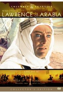 Lawrence da Arábia - Poster / Capa / Cartaz - Oficial 2