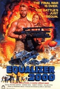 Equalizer 2000 - O Dominador do Futuro - Poster / Capa / Cartaz - Oficial 1