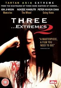 Três... Extremos 2 - Poster / Capa / Cartaz - Oficial 2