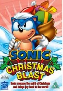 O Natal Fantástico do Sonic - Poster / Capa / Cartaz - Oficial 2