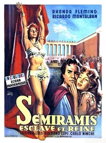 Rainha da Babilonia - Poster / Capa / Cartaz - Oficial 2