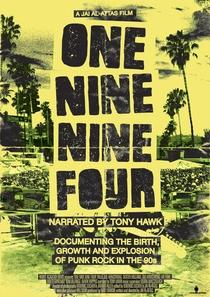 One Nine Nine Four - Poster / Capa / Cartaz - Oficial 1
