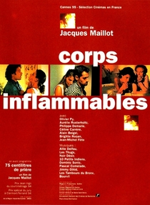 Corps inflammables - Poster / Capa / Cartaz - Oficial 1