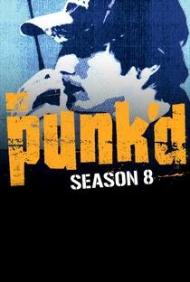Punk'd (8ª Temporada) - Poster / Capa / Cartaz - Oficial 1