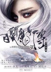 A Bruxa do Cabelo Branco do Reino Lunar - Poster / Capa / Cartaz - Oficial 2