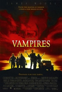 Vampiros de John Carpenter - Poster / Capa / Cartaz - Oficial 1