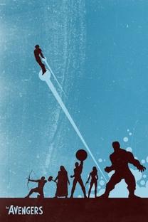 Os Vingadores - Poster / Capa / Cartaz - Oficial 26