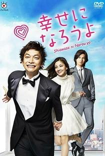 Shiawase ni Narou yo - Poster / Capa / Cartaz - Oficial 2