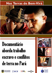 Nas Terras do Bem-Virá - Poster / Capa / Cartaz - Oficial 2