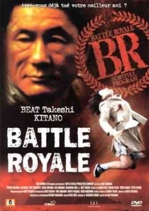Batalha Real - Poster / Capa / Cartaz - Oficial 9