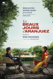 Os Belos Dias de Aranjuez - Poster / Capa / Cartaz - Oficial 1