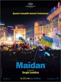 Maidan - Poster / Capa / Cartaz - Oficial 1