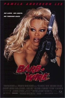 Barb Wire - A Justiceira - Poster / Capa / Cartaz - Oficial 3