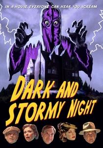 Uma Noite Escura e Tempestuosa - Poster / Capa / Cartaz - Oficial 1