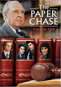 The Paper Chase (2ª Temporada) - Poster / Capa / Cartaz - Oficial 1