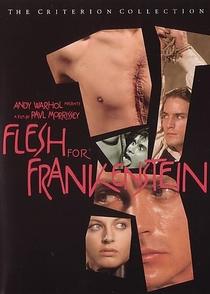 Carne para Frankenstein - Poster / Capa / Cartaz - Oficial 1
