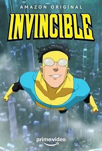 Invencível (1ª Temporada) - Poster / Capa / Cartaz - Oficial 1