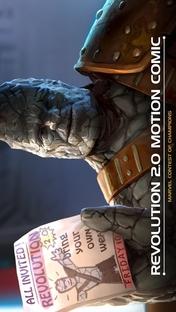 Revolução 2.0 - Motion Comic - Marvel Torneio de Campeões - Poster / Capa / Cartaz - Oficial 1