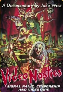 Video Nasties: Moral Panic, Censorship & Videotape - Poster / Capa / Cartaz - Oficial 1