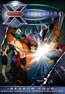 X-Men: Evolution (4ª Temporada) - Poster / Capa / Cartaz - Oficial 3