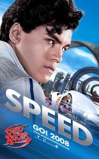 Speed Racer - Poster / Capa / Cartaz - Oficial 10