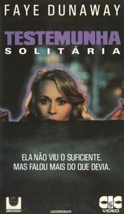 Testemunha Solitária  - Poster / Capa / Cartaz - Oficial 3