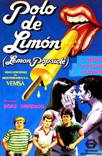 Sorvete de Limão - Poster / Capa / Cartaz - Oficial 3