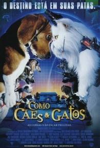 Como Cães e Gatos - Poster / Capa / Cartaz - Oficial 2