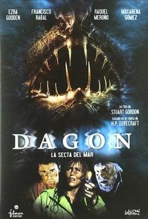 Dagon - Poster / Capa / Cartaz - Oficial 5