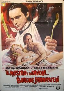 Carne para Frankenstein - Poster / Capa / Cartaz - Oficial 7