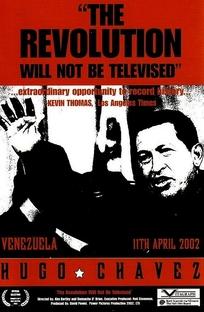 A Revolução Não Será Televisionada - Poster / Capa / Cartaz - Oficial 2