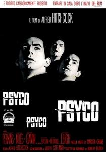 Psicose - Poster / Capa / Cartaz - Oficial 12
