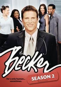 Becker (2ª Temporada) - Poster / Capa / Cartaz - Oficial 1