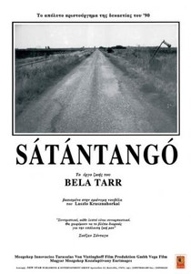O Tango de Satã - Poster / Capa / Cartaz - Oficial 1
