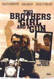 Dois Irmãos, uma Garota e um Revólver - Poster / Capa / Cartaz - Oficial 1