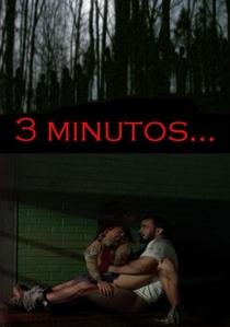 3 Minutos... - Poster / Capa / Cartaz - Oficial 1